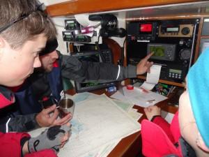 Erklärung der Navigationsausrüstung