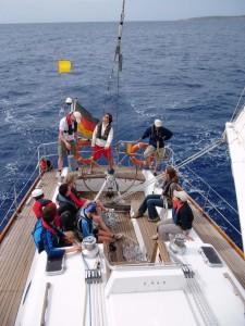 Boje-über-Bord Manöver